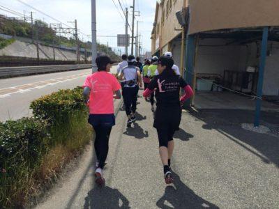 3/19(日)<br>20km走 vol.40【神戸空港】